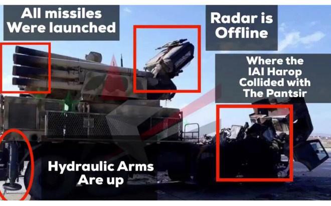 Israel tung tuyệt chiêu bẻ gãy nanh vuốt phòng không Syria: Hủy diệt Pantsir-S1 - Ảnh 2.