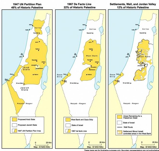 Đớn đau phận người Palestine suốt 7 thập kỷ đi tìm Tổ quốc  - Ảnh 15.