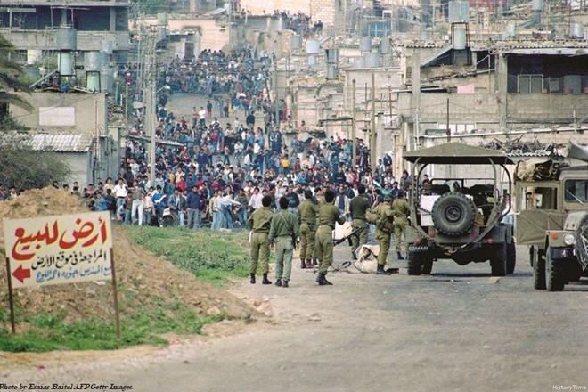 Đớn đau phận người Palestine suốt 7 thập kỷ đi tìm Tổ quốc  - Ảnh 18.