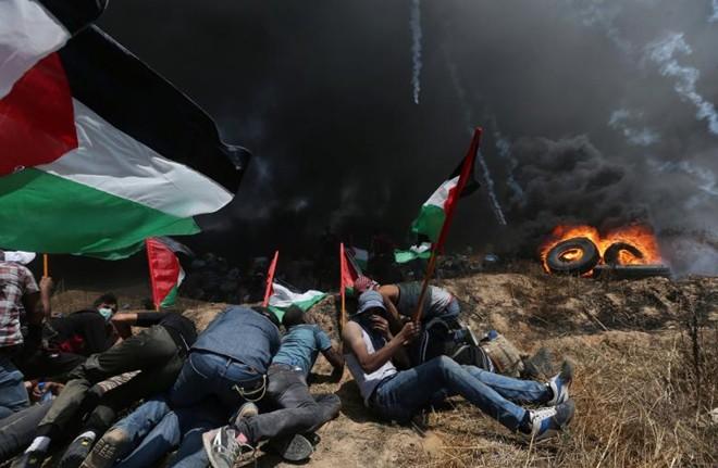 Đớn đau phận người Palestine suốt 7 thập kỷ đi tìm Tổ quốc  - Ảnh 22.
