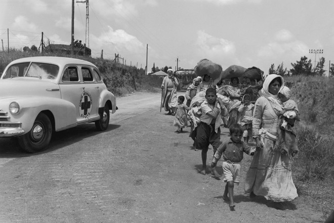 Đớn đau phận người Palestine suốt 7 thập kỷ đi tìm Tổ quốc  - Ảnh 5.