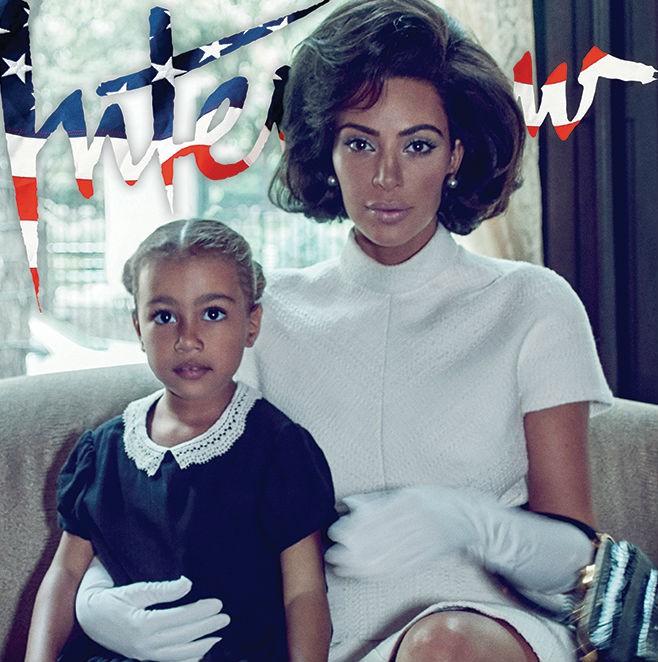 """Con gái Kim """"siêu vòng ba"""": 5 tuổi đã sở hữu tủ đồ hiệu hàng chục tỷ, đi phi cơ riêng - Ảnh 1."""