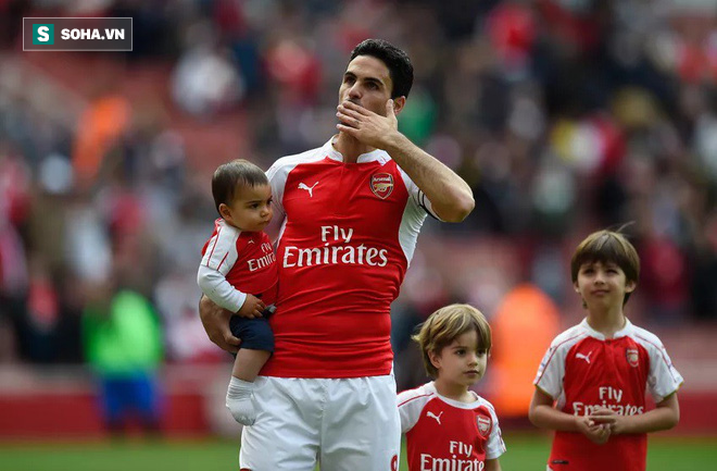 Arsenal – Arteta: Tại sao không? - Ảnh 3.