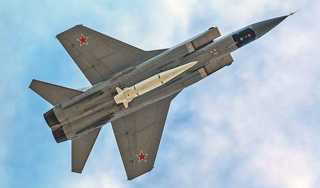 Thực hư tiêm kích Su-57 thử nghiệm tên lửa Kh-47M2 Kinzhal tại Syria - Ảnh 3.