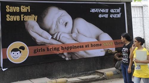 Nạn phân biệt giới tính khiến 239.000 trẻ em gái ở Ấn Độ tử vong mỗi năm - Ảnh 1.