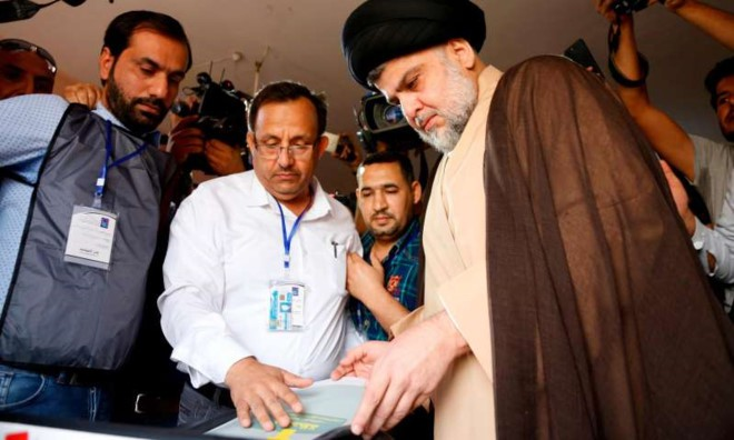 Ngoài dự đoán, bầu cử Iraq chấm hết kỷ nguyên Iran? - Ảnh 1.