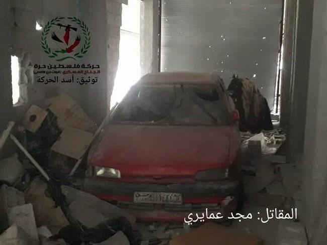 Quân tinh nhuệ Syria nghiền nát IS, đoạt thêm cứ địa khủng bố tại Yarmouk - Ảnh 2.