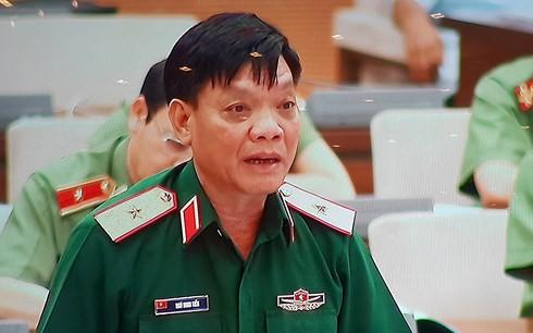 Mở rộng diện Giám đốc Công an được phong tướng phải báo cáo Bộ Chính trị - Ảnh 1.