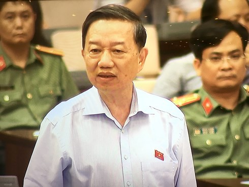 Mở rộng diện Giám đốc Công an được phong tướng phải báo cáo Bộ Chính trị - Ảnh 3.