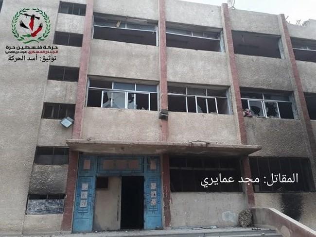 Quân tinh nhuệ Syria nghiền nát IS, đoạt thêm cứ địa khủng bố tại Yarmouk - Ảnh 11.