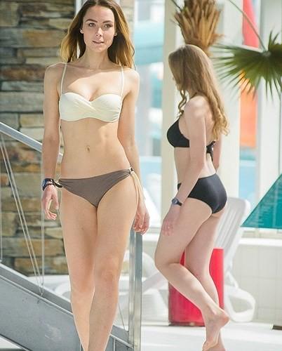 Ảnh: Ngắm 10 nữ sinh viên đẹp nhất Belarus diện bikini gợi cảm - Ảnh 20.