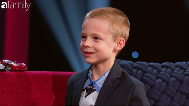 Cậu bé 8 tuổi sở hữu khối lượng kiến thức khổng lồ về xe hơi khiến ai cũng khâm phục - Ảnh 6.
