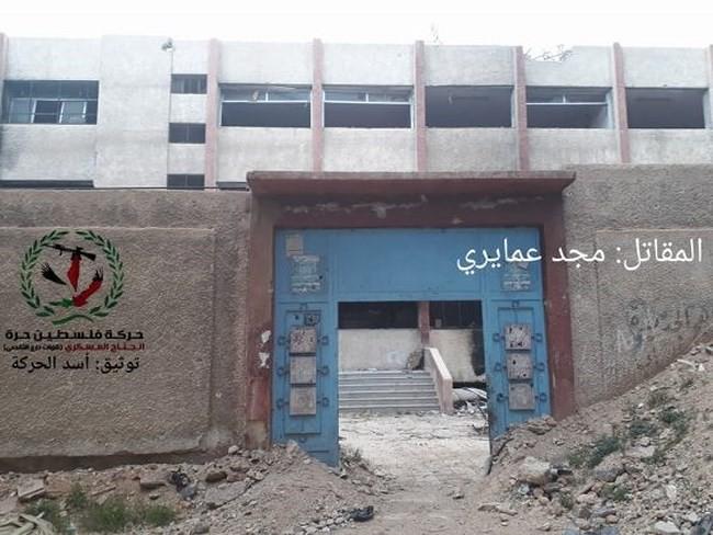 Quân tinh nhuệ Syria nghiền nát IS, đoạt thêm cứ địa khủng bố tại Yarmouk - Ảnh 6.
