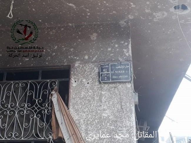 Quân tinh nhuệ Syria nghiền nát IS, đoạt thêm cứ địa khủng bố tại Yarmouk - Ảnh 8.