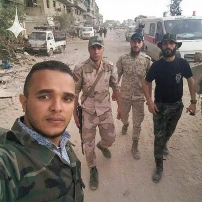 Quân tinh nhuệ Syria nghiền nát IS, đoạt thêm cứ địa khủng bố tại Yarmouk - Ảnh 9.