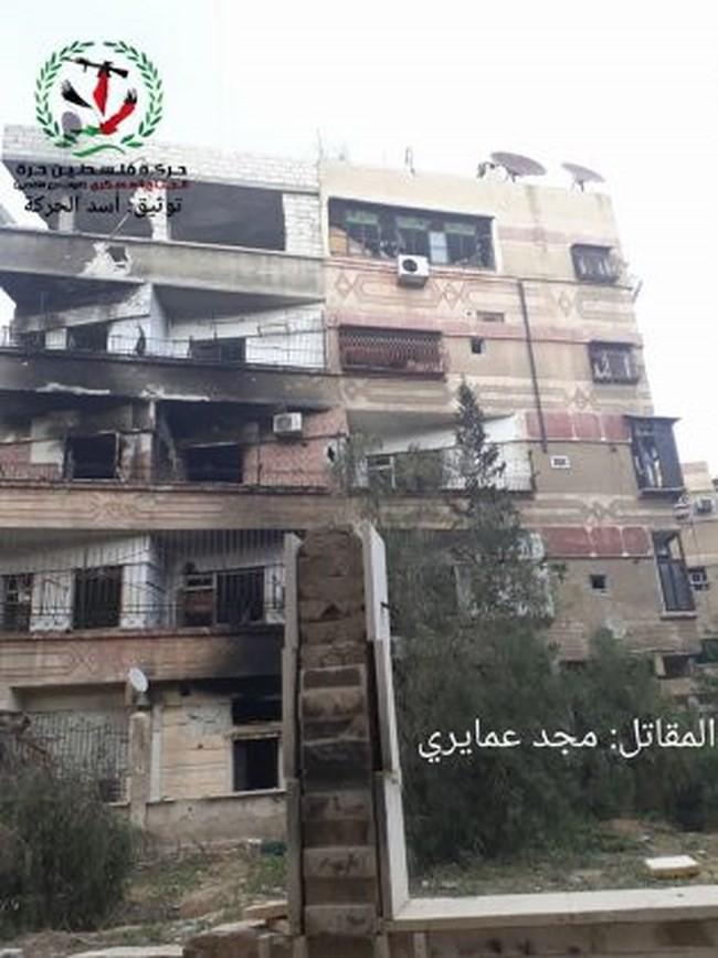 Quân tinh nhuệ Syria nghiền nát IS, đoạt thêm cứ địa khủng bố tại Yarmouk - Ảnh 10.