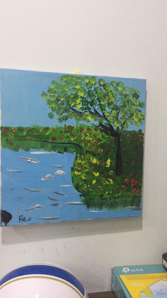 Em bé 5 tuổi và những bức vẽ khiến người lớn phải cùng thốt lên một lời cảm thán - ảnh 5