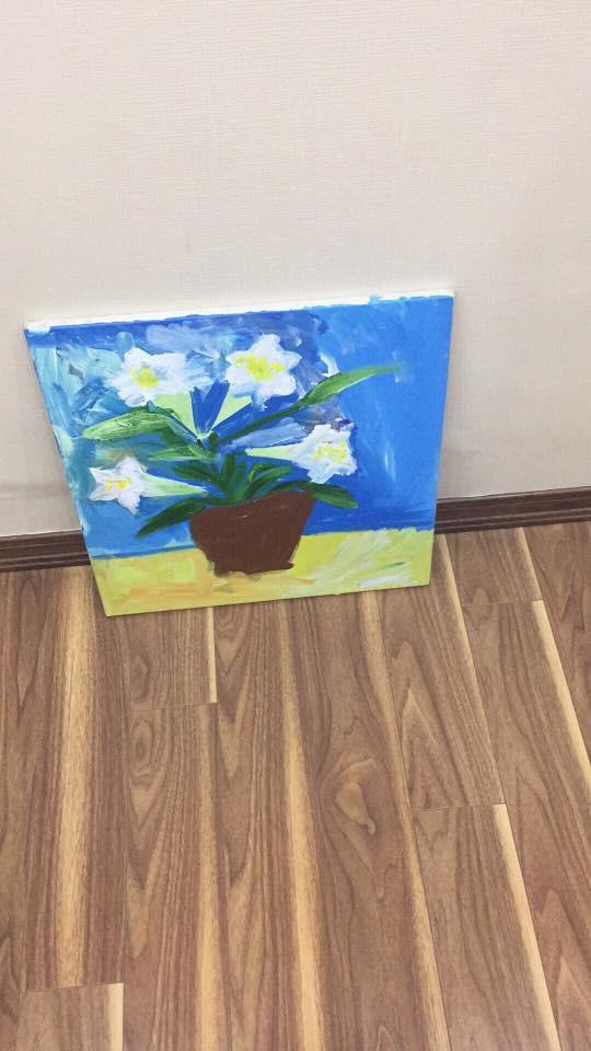 Em bé 5 tuổi và những bức vẽ khiến người lớn phải cùng thốt lên một lời cảm thán - ảnh 4