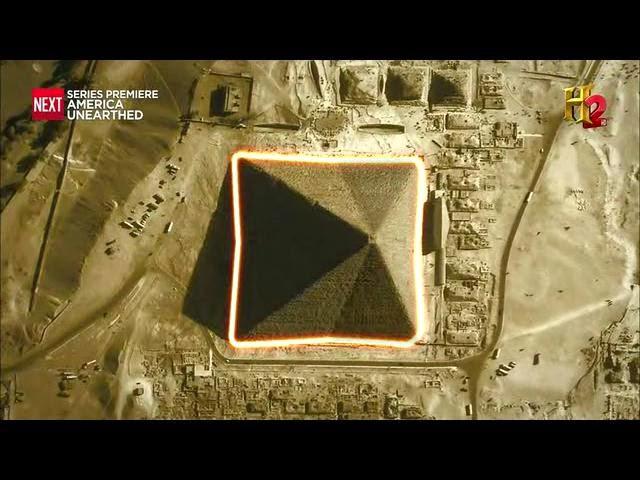 Sự thật về Giza: Không phải ngẫu nhiên mà kim tự tháp có khối lượng, chu vi như vậy! - Ảnh 2.