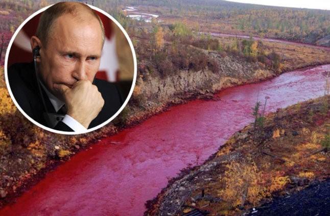 Bí ẩn dòng sông đột nhiên chuyển màu máu: Sự thật đằng sau đáng sợ hơn tử thần - ảnh 3