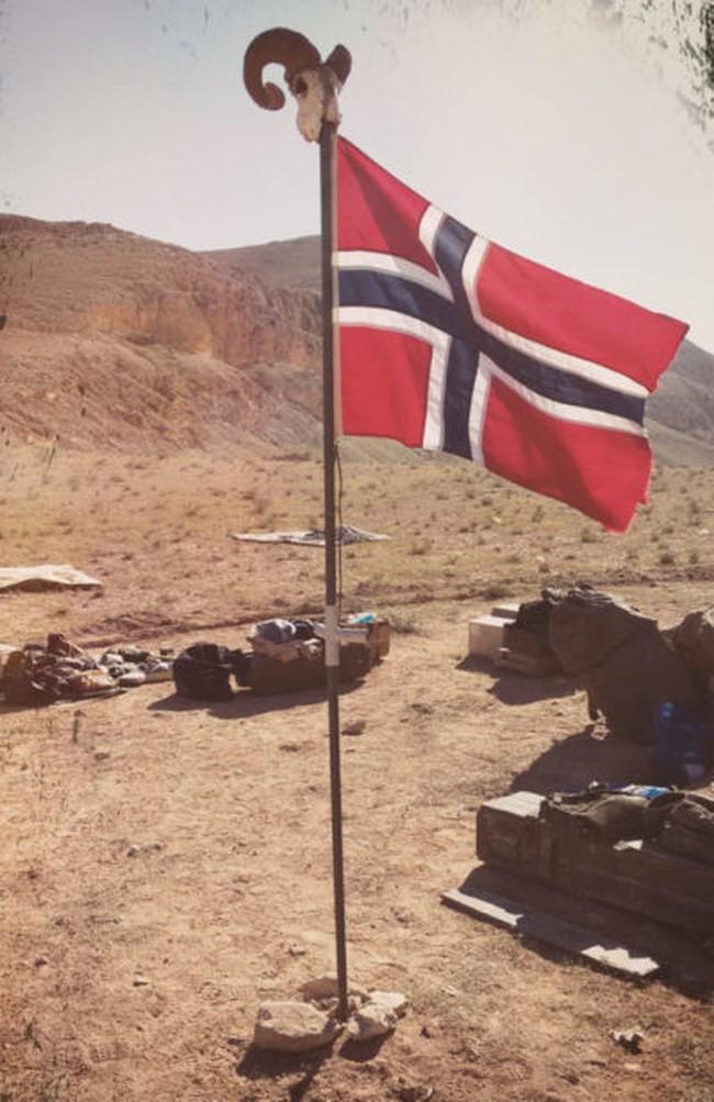 Nga tung các chiến binh Bắc Âu truy diệt IS trên chiến trường Syria - ảnh 4