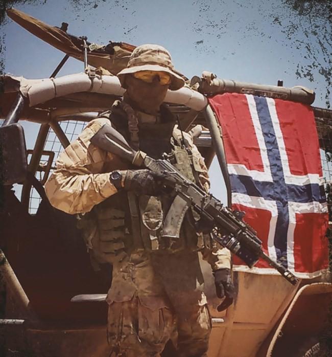Nga tung các chiến binh Bắc Âu truy diệt IS trên chiến trường Syria - ảnh 6