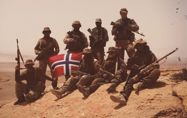 Nga tung các chiến binh Bắc Âu truy diệt IS trên chiến trường Syria - ảnh 7