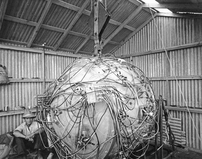 Bí mật ở khu vực hứng bom nguyên tử nhiều nhất hành tinh: 10.000 năm mới hết nguy hiểm - Ảnh 1.