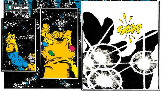 Sự đáng sợ của găng vô cực: Búng tay để giết nửa dân số vũ trụ cũng chỉ là bình thường - Ảnh 2.