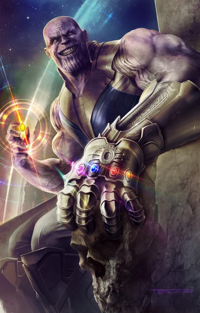 Sự đáng sợ của găng vô cực: Búng tay để giết nửa dân số vũ trụ cũng chỉ là bình thường - Ảnh 1.