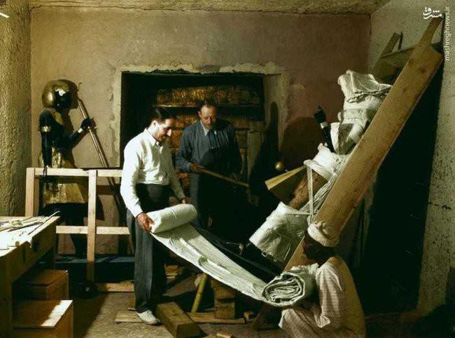 Nhà khảo cổ và phát hiện chấn động thế kỷ XX, mất 10 năm mới thống kê xong - Ảnh 12.