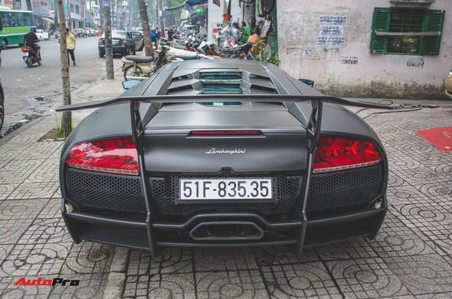 Ông chủ cafe Trung Nguyên tậu Lamborghini Murcielago SV độc nhất Việt Nam - Ảnh 6.