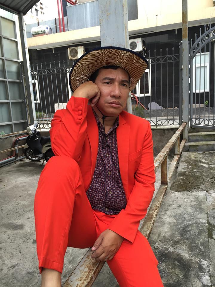 Danh hài Quang Thắng và chiếc mũi to làm nên thương hiệu !