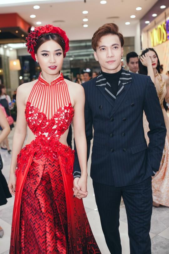 Trước khi tố Lan Ngọc phản bội, Minh Luân từng gửi lời chúc phúc cho bạn gái cũ với S.T - Ảnh 8.