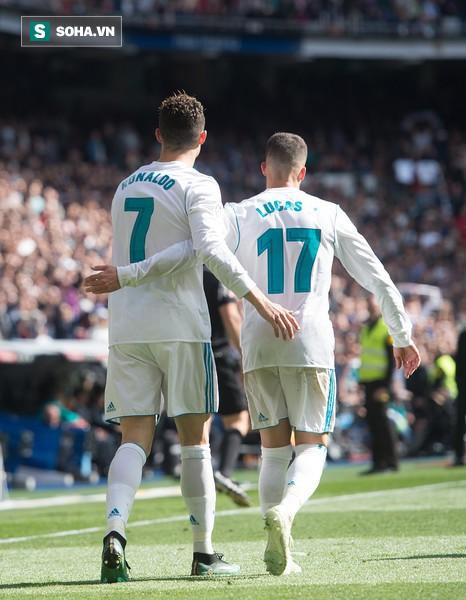 Lý do cận vệ của Ronaldo đánh bật được cả Morata và Mata để đến với World Cup - Ảnh 1.