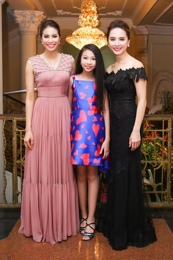 Chân dung cô bé Việt 13 tuổi cao 1m72 vừa giành ngôi Hoa hậu Hoàn vũ nhí thế giới 2018 - Ảnh 7.