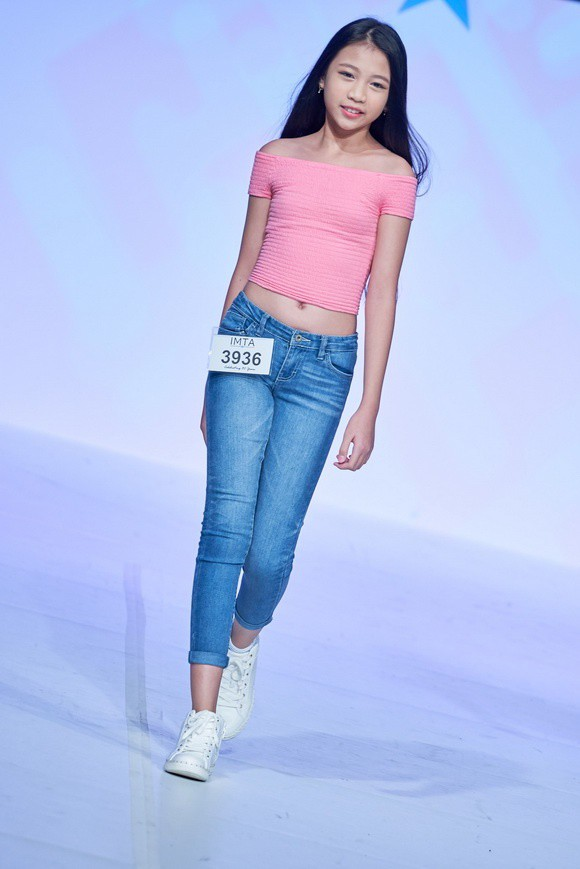 Chân dung cô bé Việt 13 tuổi cao 1m72 vừa giành ngôi Hoa hậu Hoàn vũ nhí thế giới 2018 - Ảnh 9.