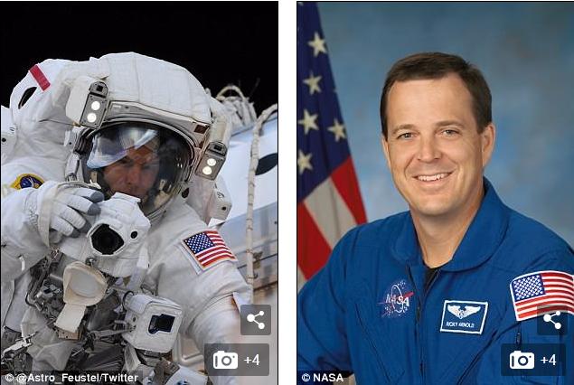 Bỏ quên thẻ nhớ camera trên trái đất, phi hành gia bảo NASA: Tôi sẽ về lấy sau - Ảnh 3.