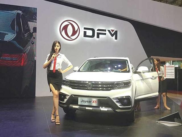 Nếm thất bại, ô tô Trung Quốc vẫn lao vào thị trường Việt Nam  - Ảnh 1.