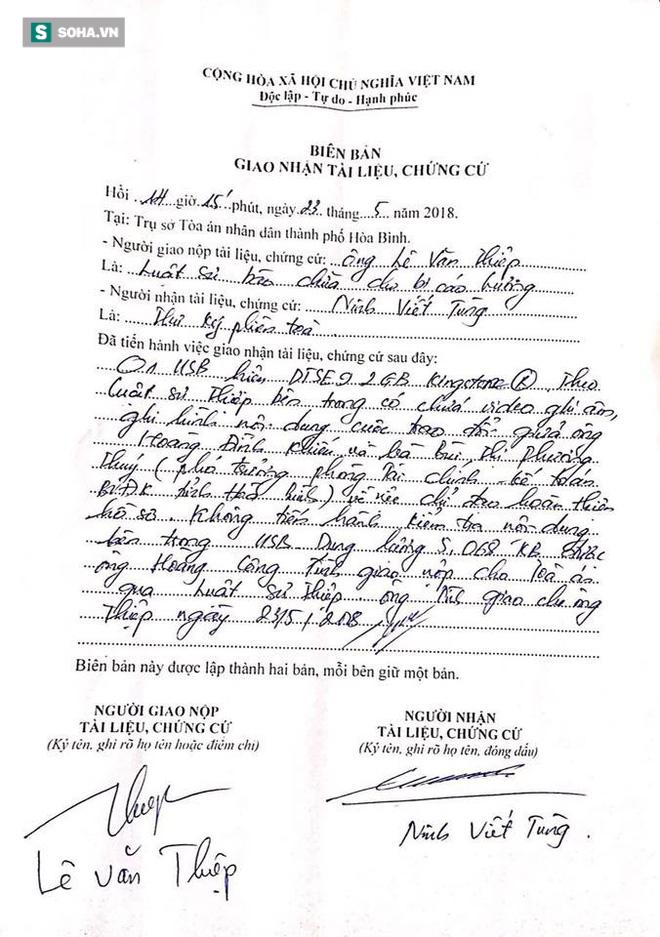 Sau tuyên bố cứng rắn, luật sư của BS Lương làm thật: Tung clip thay đổi bản chất vụ án - Ảnh 3.
