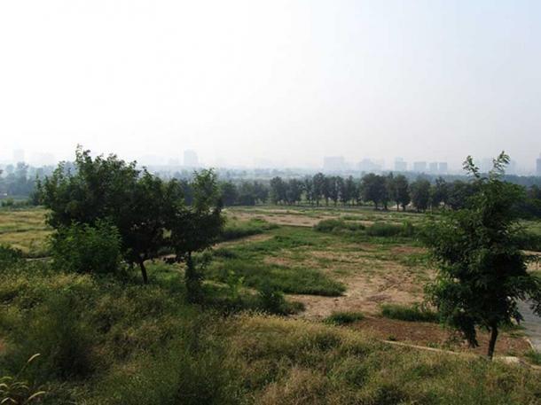 Gấp gần 7 lần Tử Cấm Thành, đây mới là cung điện lớn nhất trong lịch sử Trung Quốc - Ảnh 2.