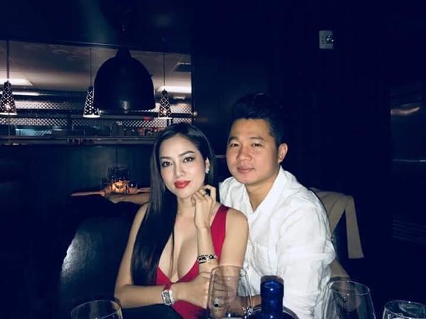 Chân dung bà xã gợi cảm yêu gần 5 tháng, mang bầu 4 tháng của ca sĩ Lâm Vũ - Ảnh 11.