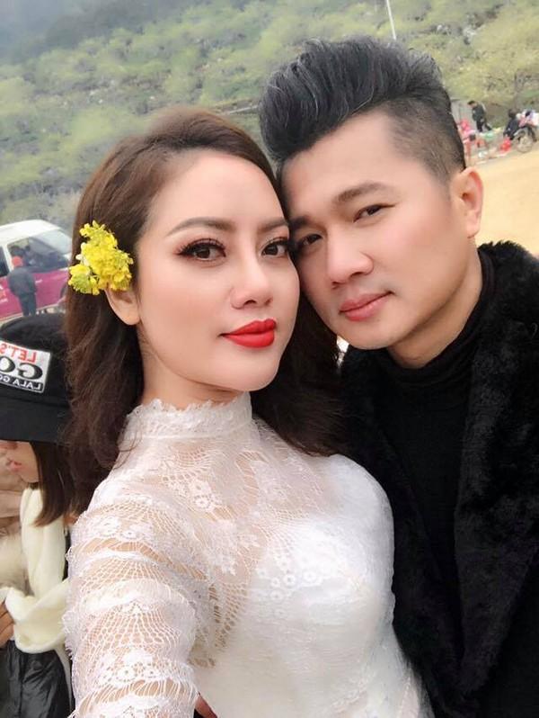 Chân dung bà xã gợi cảm yêu gần 5 tháng, mang bầu 4 tháng của ca sĩ Lâm Vũ - Ảnh 3.