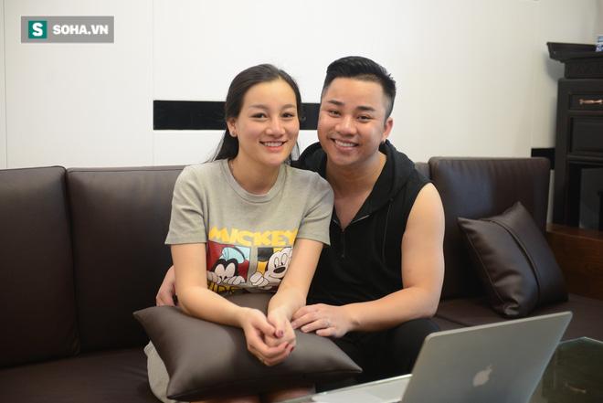 Cận cảnh cơ ngơi tiền tỷ của Hữu Công và vợ hot girl tại Hà Nội - Ảnh 1.