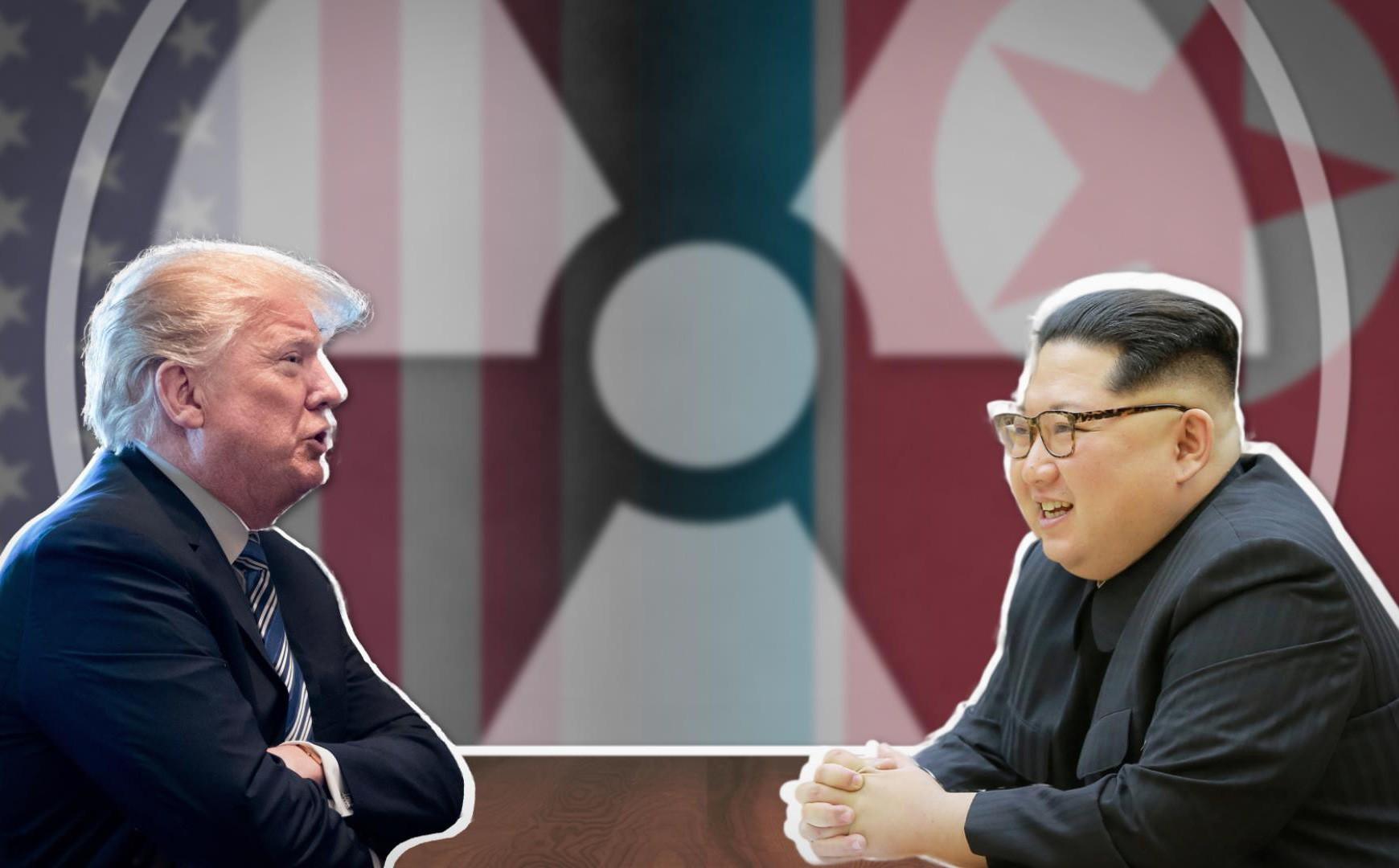 Quan chức Mỹ đi Singapore chuẩn bị thượng đỉnh, TT Trump khẳng định
