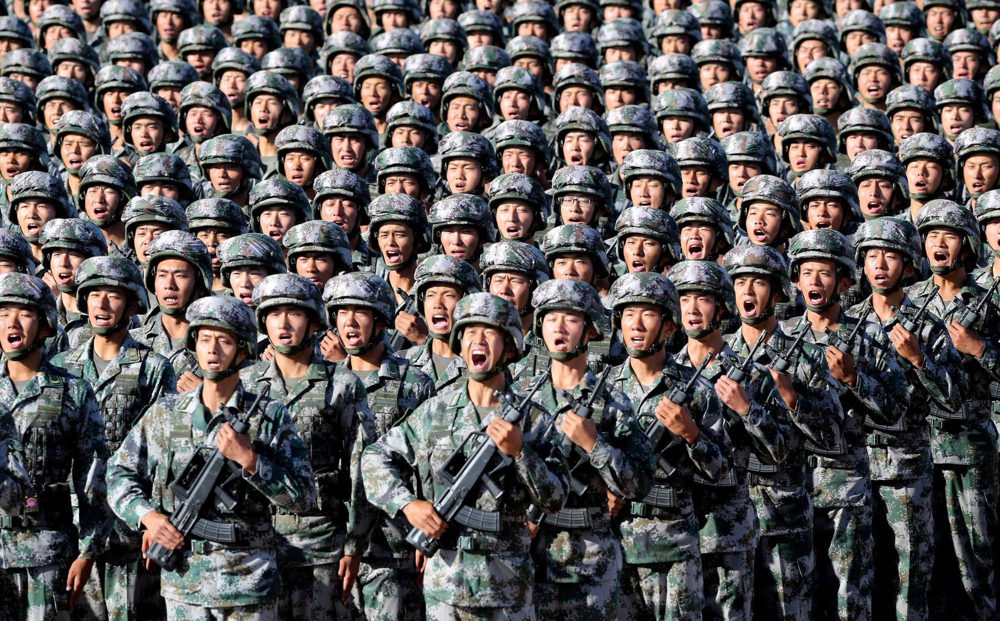 Trung Quốc tuyên bố tăng cường mức độ
