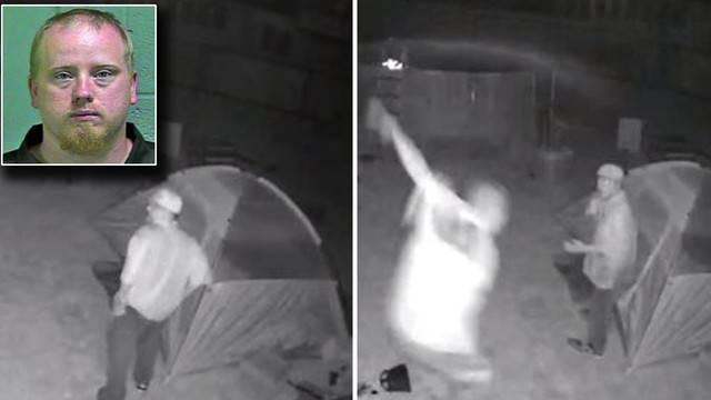 Con gái có kẻ theo dõi, bố lắp camera ở vườn nhà và phát hiện cảnh tượng đáng sợ - Ảnh 1.