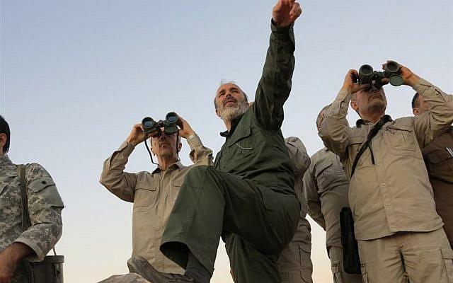 Truyền hình Israel: Nga bí mật thỏa thuận đẩy Iran ra khỏi biên giới Syria - Ảnh 1.