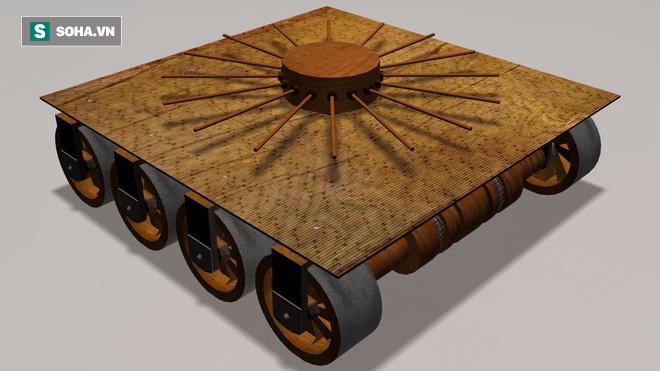 5 siêu vũ khí uy lực thời cổ đại: Cái số 2 cần tới 3.400 người để di chuyển - Ảnh 4.