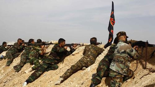 Syria bất ngờ cấm Iran sử dụng nhà chứa máy bay quân sự - Ảnh 2.
